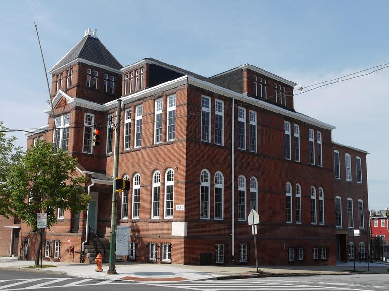 history - greenmount west community association